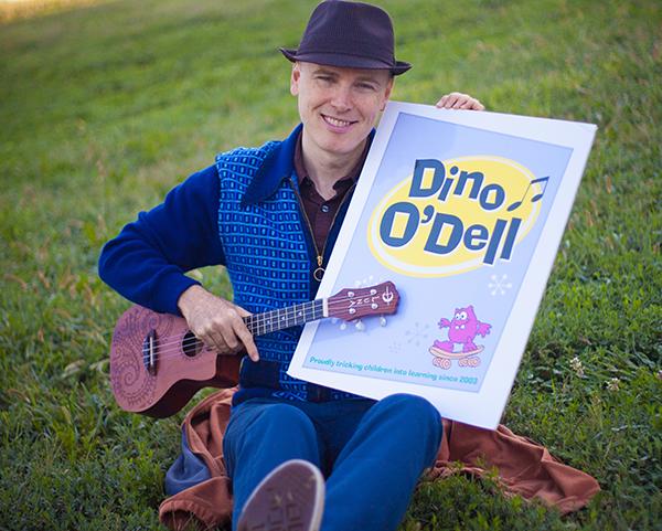 Dinosaur O'Dell & the T-Rex All-Stars